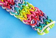 Rubberband Crafts / by Hobby Lobby