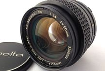 **NEAR MINT+++** MINOLTA MC ROKKOR-PG 50mm F/1.4 Lens From Japan