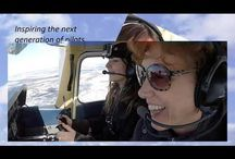 Video Clips: Female Pilots and The Ninety-Nines / Video clips from the Ninety-Nines YouTube channel