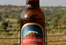 African Beers / I always forget to take photos of beers when i travel, So i have to pin them!