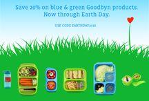 Goodbyn Specials / Goodbyn Savings  / by Goodbyn