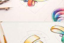 colour pencil art