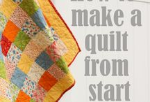 To Quilt / by Gracie Wallace