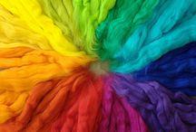 LA MERAVIGLIA DEI COLORI <3 / Tutte le emozioni e lo stupore che possono regalare i colori.... <3