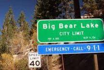 Big Bear California / Big Bear