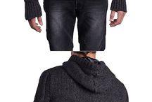 męskie swetry