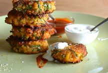 Recipes: Fritters