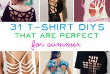DIY- summer stuff / Do it yourself projects perfect for the summer