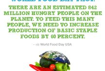 World Food Day 2013 / by Bayer CropScience US