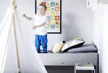 Chambre enfants / Inspirations pour décorer des chambres d'enfant