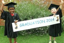 Pre-School Graduations / Marking this milestone in little ones lives with a special event, where we have lots of fun, games and a lovely photo opportunity for Mums and Dads so we can remember this time forever