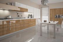 Mutfak Dolapları Modelleri / Ankastre mutfak dolapları modelleri ve mutfak tasarımları