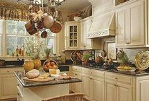 kitchens / by Nancy Benne