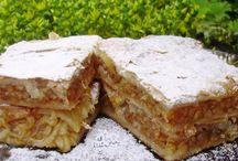 jablkove koláče