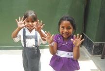 Children in Peru