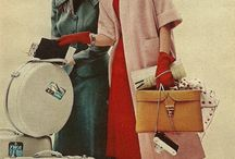 Vintage Travel / The fun old way...