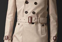의류학특론(trench coat)