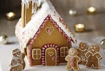 Gingerbread house for Xmas
