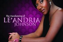 Le'andria Johnson / by Carly