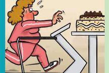 Lachen met Weight Watchers