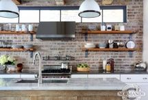 2015 Kitchen Remodeling Trends / Check out the hottest kitchen design and kitchen remodeling trends - a must see for anyone planning a home renovation this year!