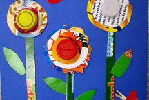 Izziwizzi Kids® Spring Crafts Collaboration / A collaborative spring crafts collection inspiring the Spring Crafts Play Fest®.