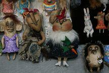 Интересные куклы и игрушки