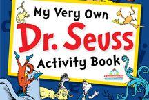 Pre-K Dr. Suess / by Christy Birkner