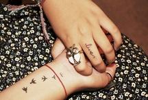 tattoo inspiration / by Vikki Abler