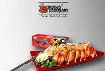 "Menu Daddys Takoyaki / Ada Takoyaki, Okonomiyaki, Sosis bakar & Bakso bakar !   Cita rasa Jepang untuk Indonesia ! ""Gak Enak, Gak Usah Bayar""  Males keluar ? #gofood and #grabfood in aja   Cek alamat lengkap kita di : Https://www.daddystakoyaki.com  Itadakimasu   #daddystakoyaki #cemilan #cemilanenak #sosisbakar #cemilanjepang #kuliner #kulinerenak #kulinerjepang #makanan #makananjepang #japanesefood #takoyaki #okonomiyaki #foodie #foodyid #foody #zomato #octopus #okonomiyaki #baksobakar #ngakakkocak #yummy"