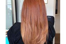 Coloration blonde