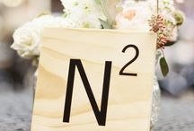 Seating/ table card ideas / by Meghan Weber