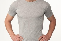 under.me for him- tops / by Under.me