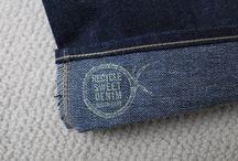 Detales of menswear
