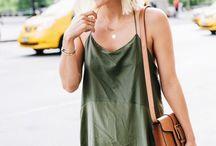 Slip Dress / Vestido com cara de pijama vai ser a cara do verão!