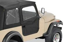 CJ7 Jeep