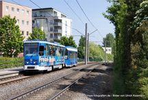 Rostocker Straßenbahn AG >> (ČKD) Tatra T6A2 / Sie sehen hier eine Auswahl meiner Fotos, mehr davon finden Sie auf meiner Internetseite www.europa-fotografiert.de.