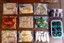Japanese meal prep