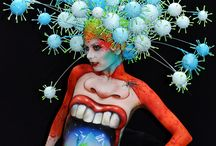 Competition Bodypainting