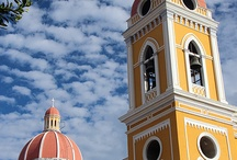 Travel to Granada, Nicaragua / Granada Nicaragua is part of our Costa Rica Tours!