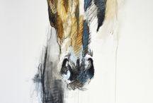 kunstvoller pferd