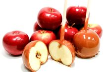 Caramel Apple Season 2015 is here at Betty Jane Candies! / Our most popular seasonal item, Hand spun caramel apples! Locally sourced apples spun in our Homemade Caramel!