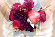Inspiracie - Ovocie ako kvet / Inspirations - Fruit wedding bouquet