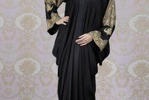 Abayas/maxi dresses