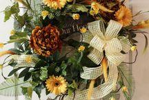 Bernadette lakelewis / Easter wreath