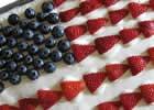 Patriotic food