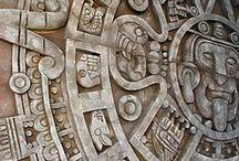 Aztecs / by Sergio Chavez