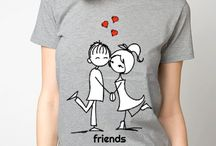 Graphic Tees ORIGINAL / 100% Organic Cotton T-shirts with Original / Unique Designs! Allow up to 14 days for delivery! See size chart below. Available in Men's, Ladies, Hoodies, Sweatshirts, Tanks and Children's.