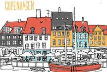 TRAVEL/DENMARK/COPENHAGEN