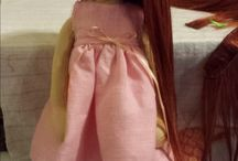 Waldorf dolls style